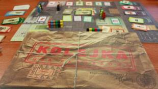 Le monopoly « Kolejka »