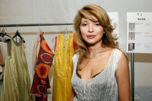 "Gulnara Karimova, Uzbekistan's ""first daughter"""