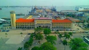 Porto de Luanda - Angola