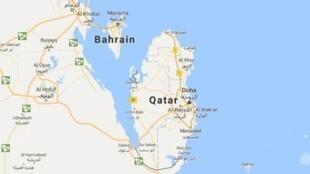 沙特開放與卡塔爾邊境口岸撒勒瓦Salwa