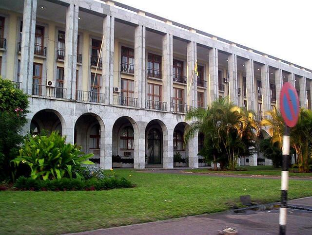 Ministério das Finanças, Maputo.