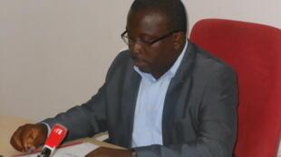 Alberto Pereira, presidente da Comissão Eleitoral Nacional de S. Tomé e Príncipe