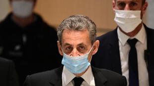 """Nicolas Sarkozy a été condamné lundi 1er mars à 3 ans de prison pour """"corruption"""" et """"trafic d'influence"""", par le Tribunal correctionnel de Paris."""