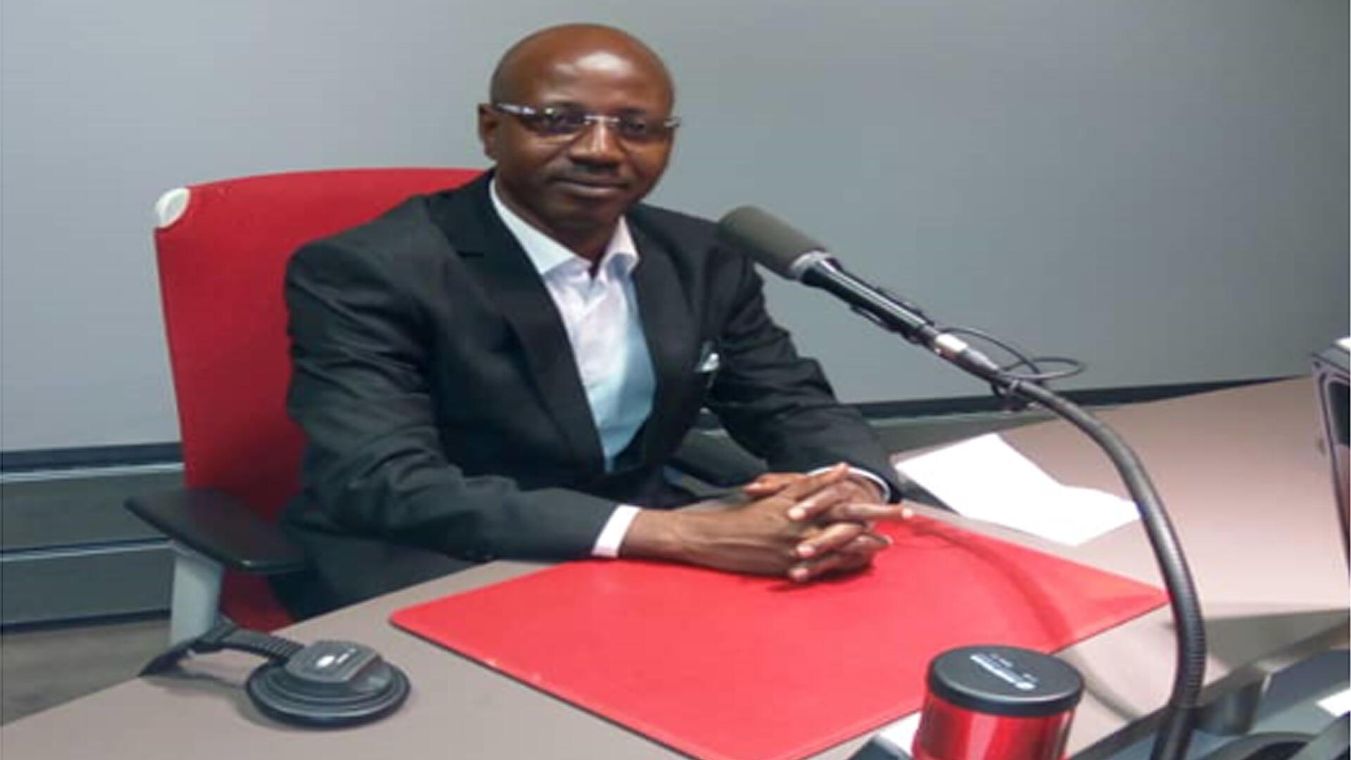 Dr Kanté Ibrahim, Gynécologue au CHU Point G de BAMAKO.