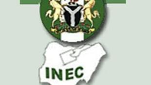 Tambarin hukumar zaben Najeriya mai zaman kanta wato INEC.