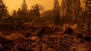 مقامات ایالت کالیفرنیا میزان خسارات ناشی از آتشسوزی اخیر را بیسابقه اعلام کردند.