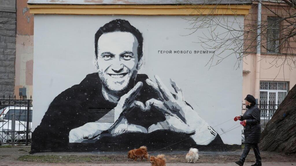 La Russie bloque les sites des organisations et proches de Navalny