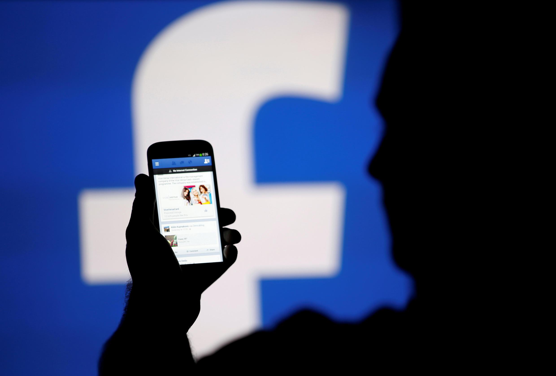Logo của Facebook.
