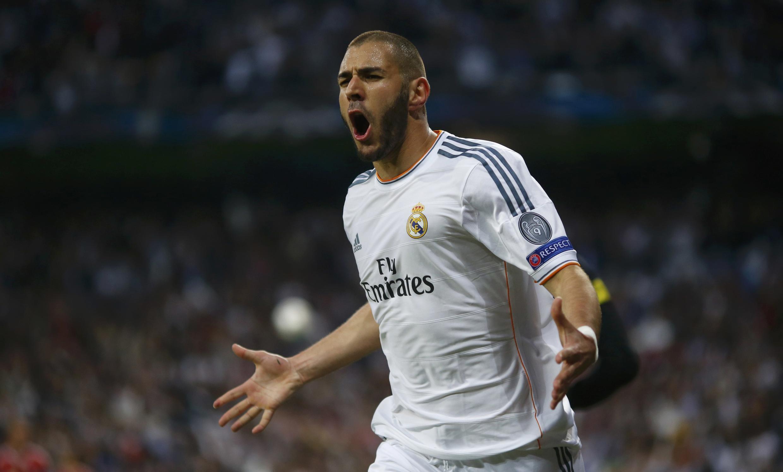 Karim Benzema na Real Madrid