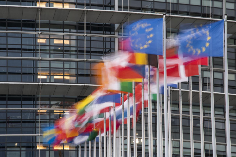 Le Parlement européen à Strasbourg, le 6 octobre 2020.