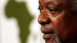 Cựu tổng thư ký Liên Hiệp Quốc Kofi Annan từ trần hôm thứ Bảy 18/08/2018 tại Thụy Sĩ, thọ 80 tuổi.