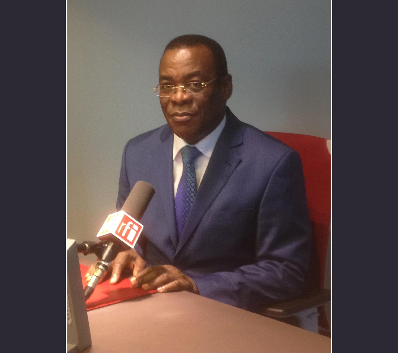 Pascal Affi N'Guessan.