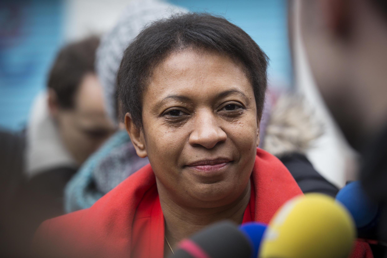 Hélène Geoffroy, secrétaire d'Etat à la Ville.