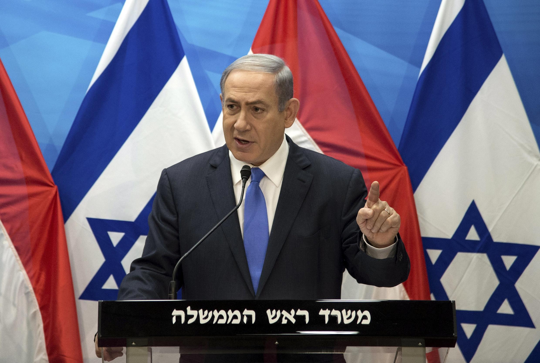 Firai Ministan Isra'ila Benjamin Netanyahu