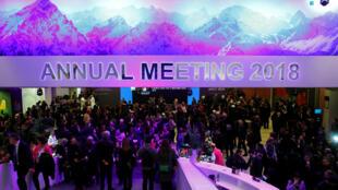 O Fórum Econômico de Davos começou nesta terça-feira (23), na Suíça.