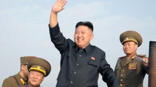 Kim Jong un na kasar Korea ta Arewa