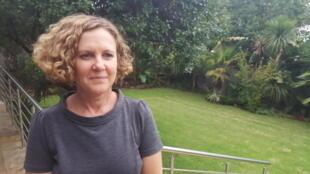 Liesl Louw, chercheuse sud-africaine.