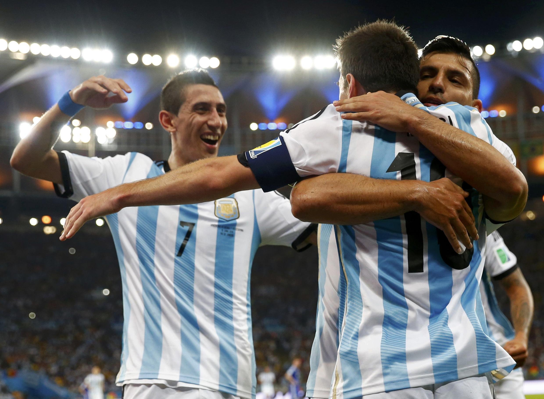 Đội bóng Iran khó làm lung lay đội quân hùng hậu của Alejandro Sabella với danh thủ Messi - Reuters