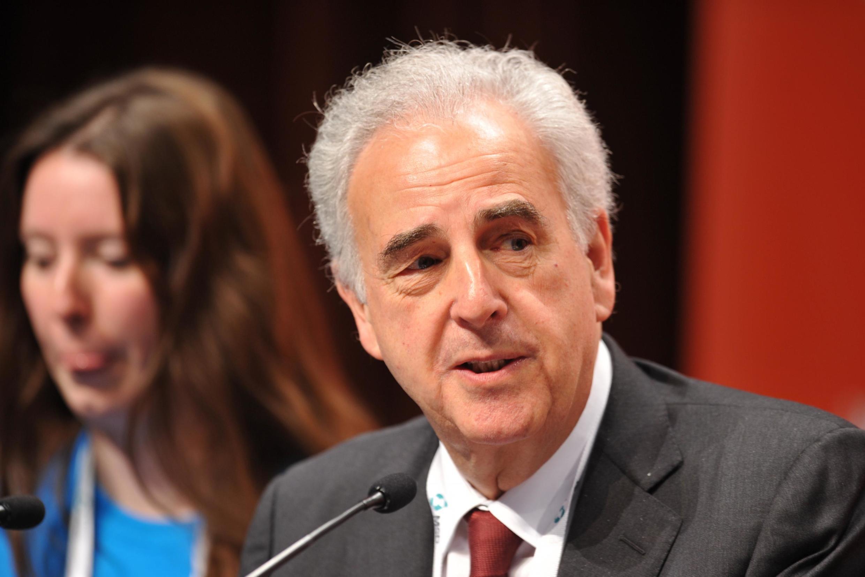 Французский исследователь, спецпосланник ООН по ВИЧ/СПИДу (ЮНЭЙДС) в Восточной Европе и Центральной Азии Мишель Казачкин