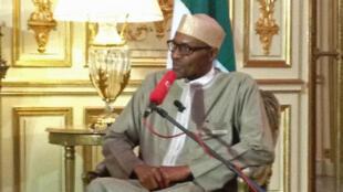Le président nigérian, Muhammadu Buhari