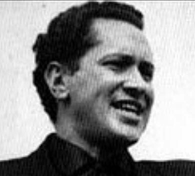 Camilo Torres, prêtre révolutionnaire colombien.