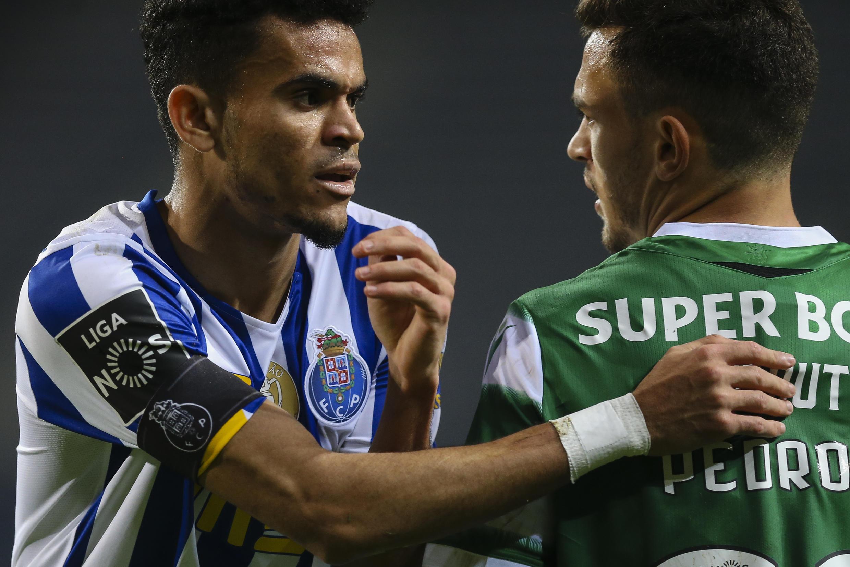 Luis Díaz - FC Porto - Sporting CP - Pedro Gonçalves - Liga Portuguesa - Futebol - Desporto - Football - Portugal