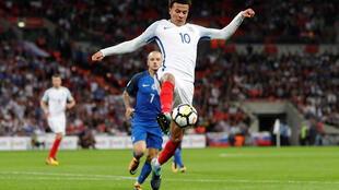 Dele Alli is one of England's brightest footballing prospects.