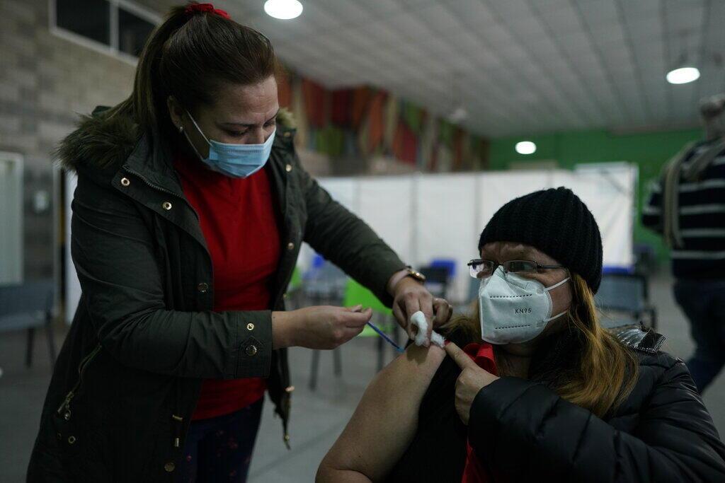 Vacinação Argentina
