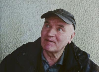 អតីតប្រមុខយោធាស៊ែរប៊ីនៅបូស្នី Ratko Mladic 