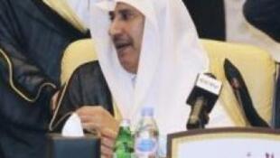 شیخ حمد بن جاسم آل ثانی، نخست وزیر و وزیر امور خارجۀ قطر
