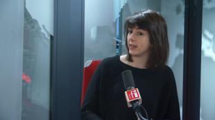 Barbara Cambet-Petit-Jean sur RFI le 08 mars 2019.