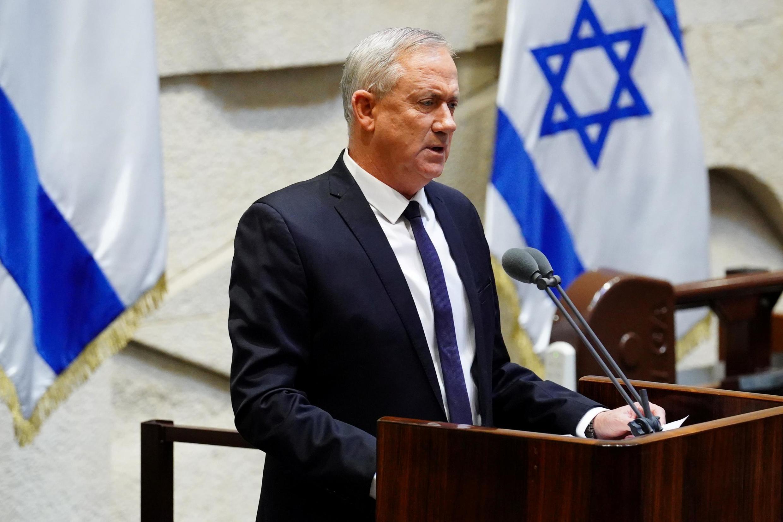 بنی گانتس وزیر دفاع اسرائیل