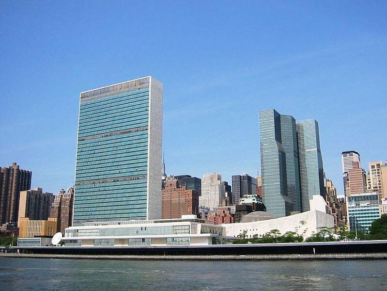 Il faisait partie des onze architectes qui ont créé le siège des Nations unies à New York.