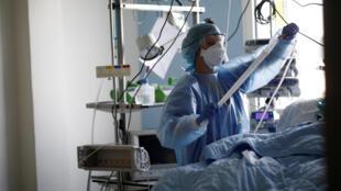 2020-04-20 france coronavirus hospital