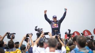 El español Carlos Sainz se coronó campeón de la versión 2018 del Dakar en la categoría autos.