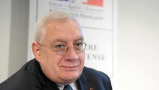 Laurent Collet-Billon, délégué général de l'armement des forces armées françaises.