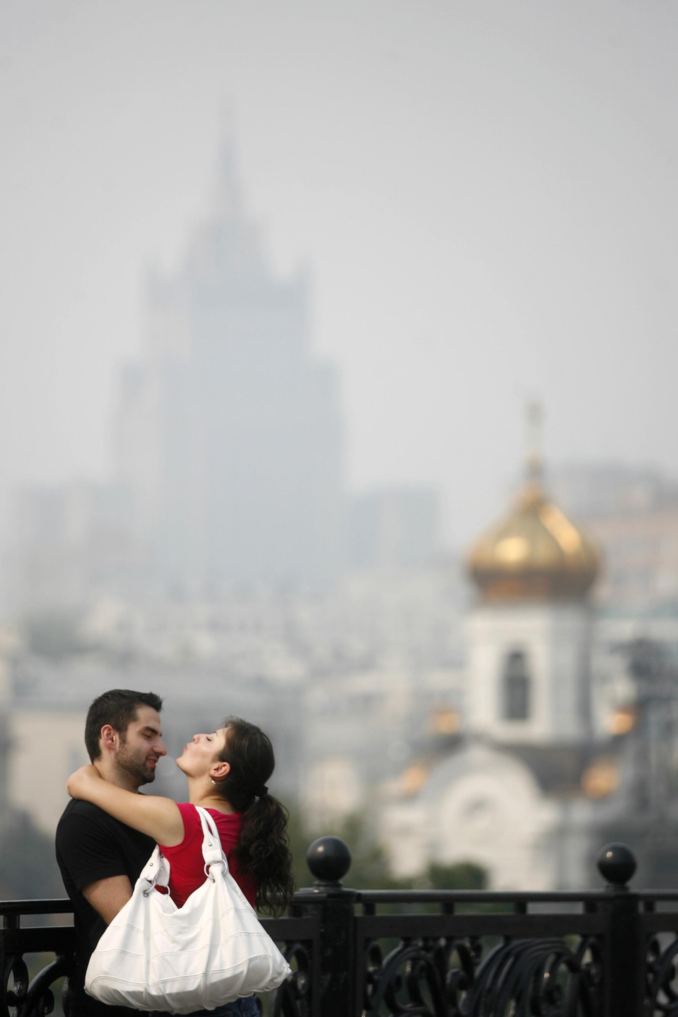 Москва 15 августа 2010