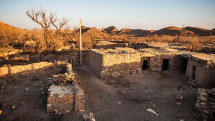 """روستای خالی از سکنه """"شادآباد"""" در منطقه ییلاقی """"راویز"""""""