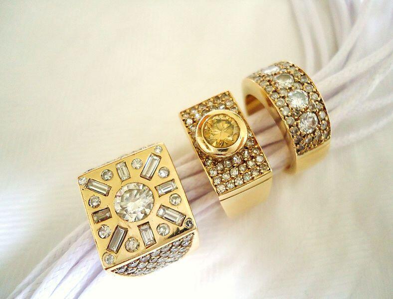 Les ventes d'or à recycler sont en recul, les particuliers ne vendent plus leurs bijoux.
