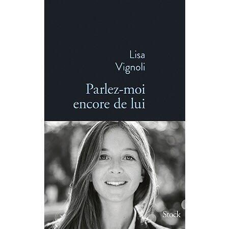 Lisa Vignoli publie « Parlez-moi encore de lui », le portrait du journaliste Jean-Michel Gravier.