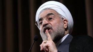 حسن روحانی، رئیس جمهوری ایران