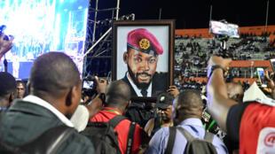 Des dizaines de milliers de fans de la star du coupé décalé se sont réunis dans le stade Félix Houphouët-Boigny pour lui rendre hommage, vendredi 30 août 2019.