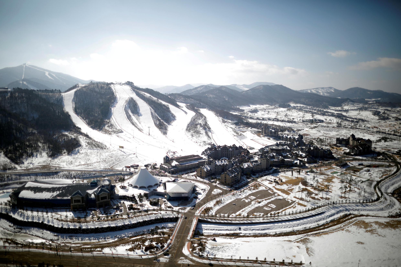 La localité sud-coréenne de Pyeongchang accueillera les Jeux Olympiques d'hiver 2018.