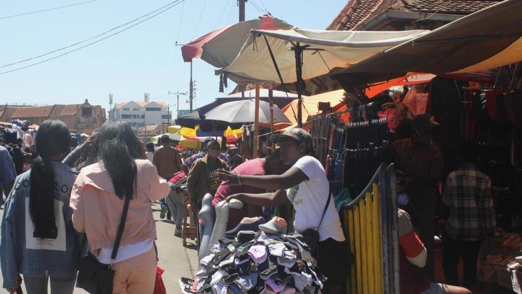 Coronavirus: relâchement des gestes barrières à Madagascar