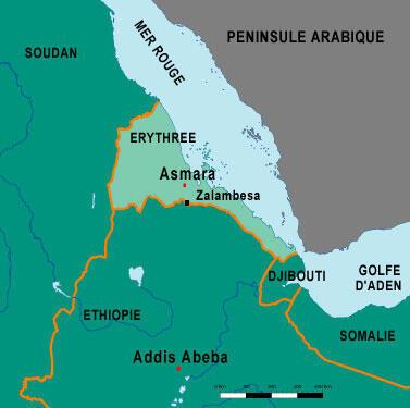 Erythrée et Ethiopie: un différend frontalier qui dure.