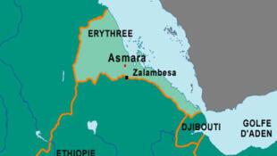 L'Ethiopie.