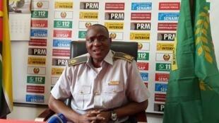 Bernardino Rafael, Comandante da Polícia em Maputo