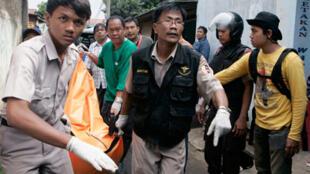 Indonesia khẳng định tiêu diệt được trùm khủng bố Dulmatin, tại ngoại ô Jakarta, ngày 09/03/2010