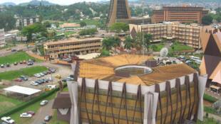 Vue de Yaoundé