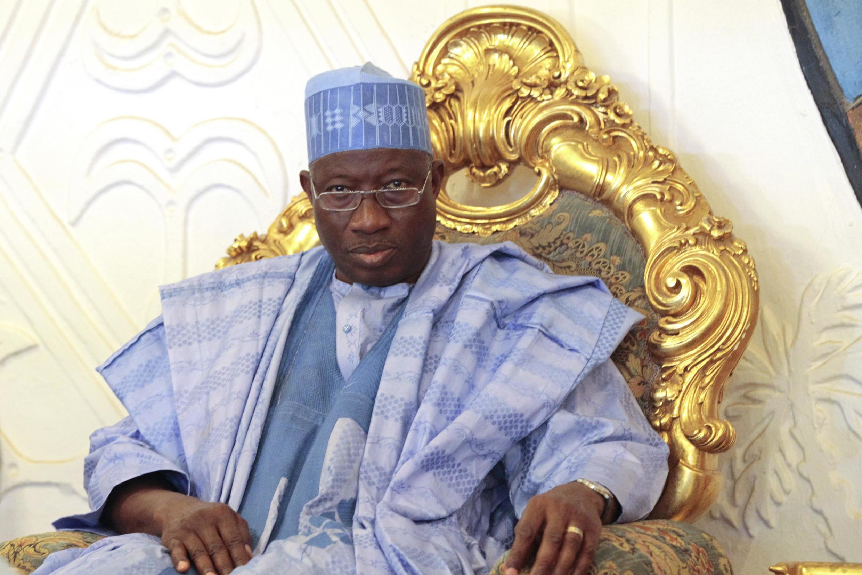 Tsohon shugaban Najeriya Goodluck Jonathan.